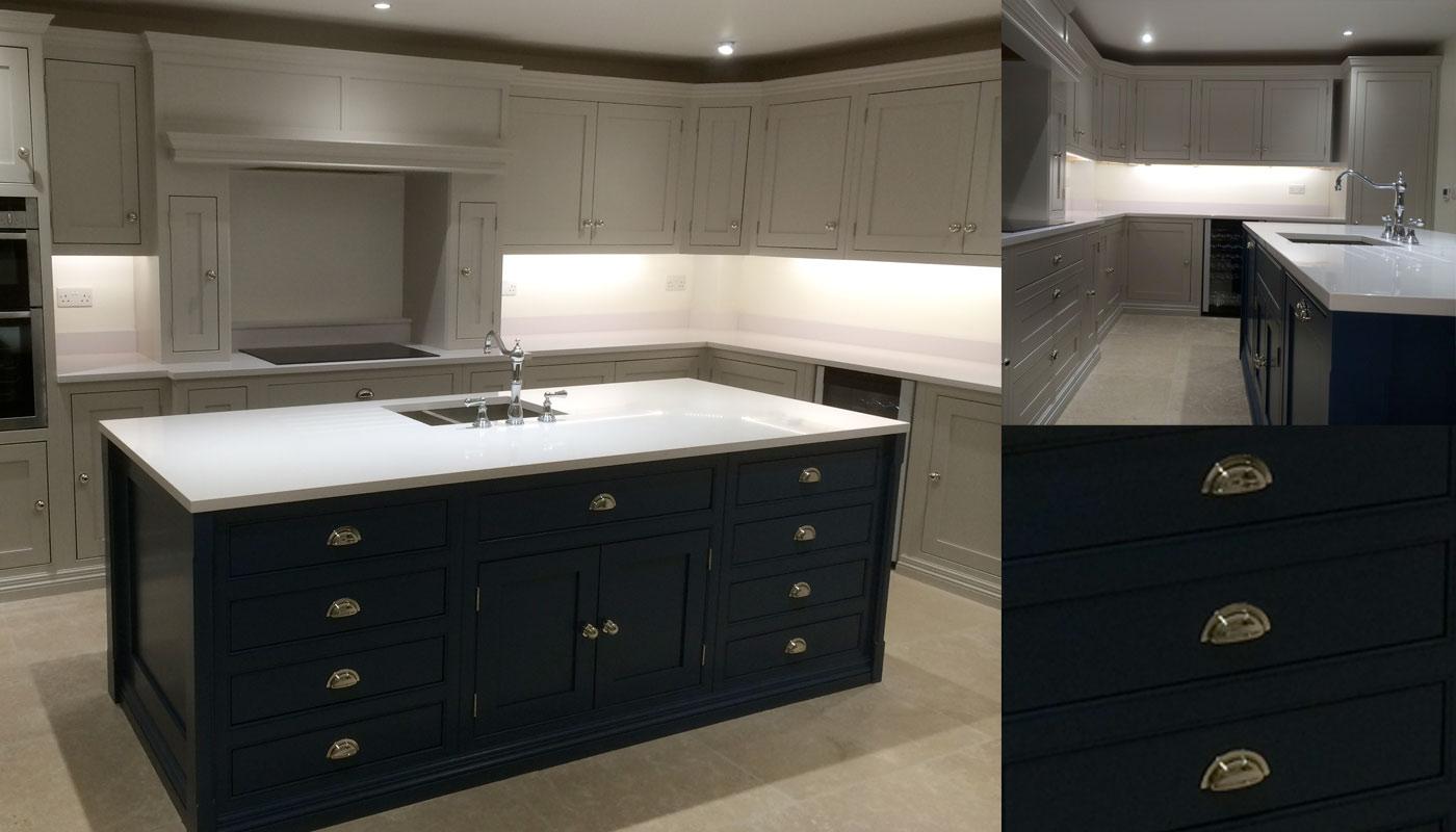 kitchen units detail