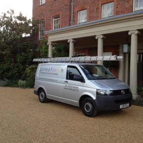 Cambridge decorators