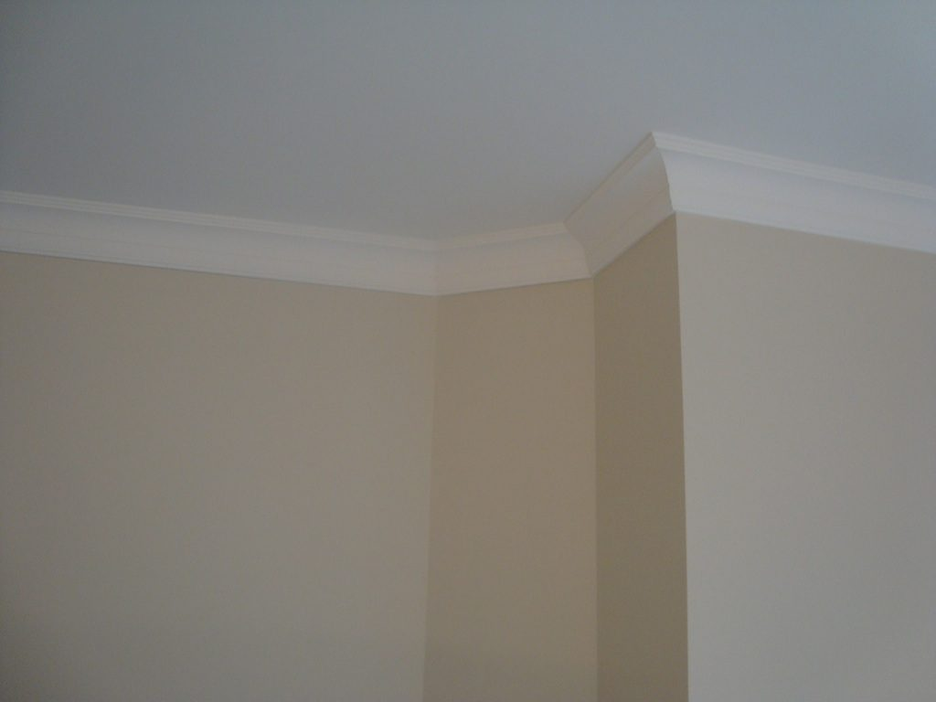 great finish on coving