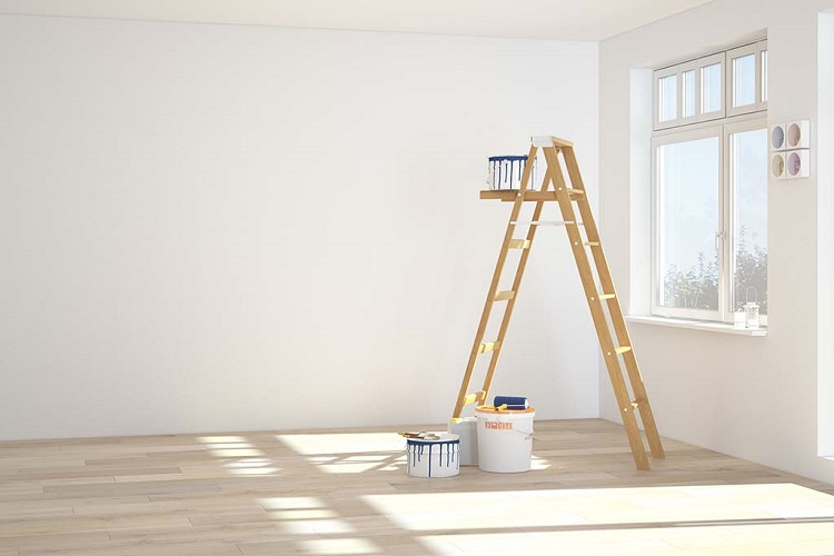 what to do before the decorator arrives