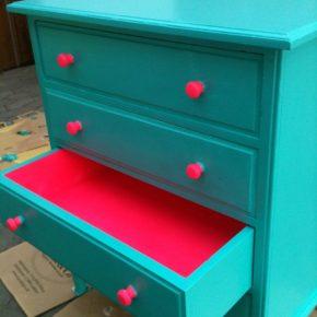 colourful furniture ideas
